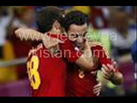 historical victory of spain in euro cup 2012