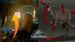 Suchomimus Spotted? Most Threatening Dinosaur On Mainland | Jurassic World 2 Theory
