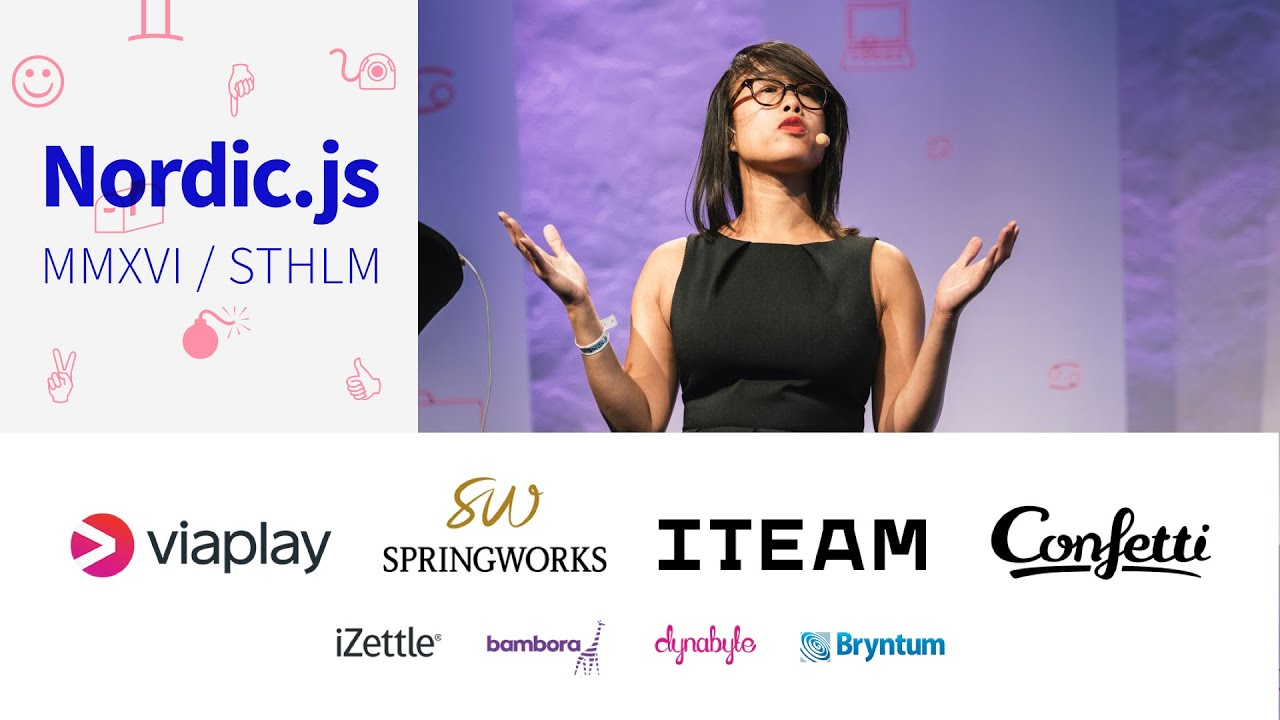 Nordic js - Two days in Stockholm - The Unit - Medium