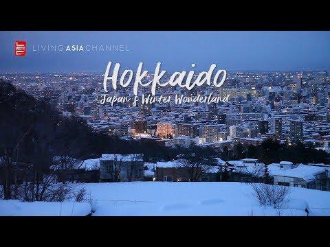 TRAVEL GUIDE: HOKKAIDO JAPAN'S WINTER WONDERLAND | Living Asia Channel (HD)