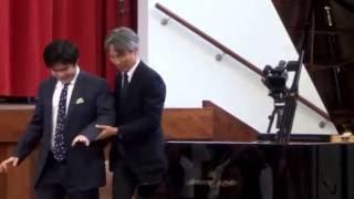 2016年10月17日 世界的なピアニストとして活躍される辻井伸行氏がシドニ...