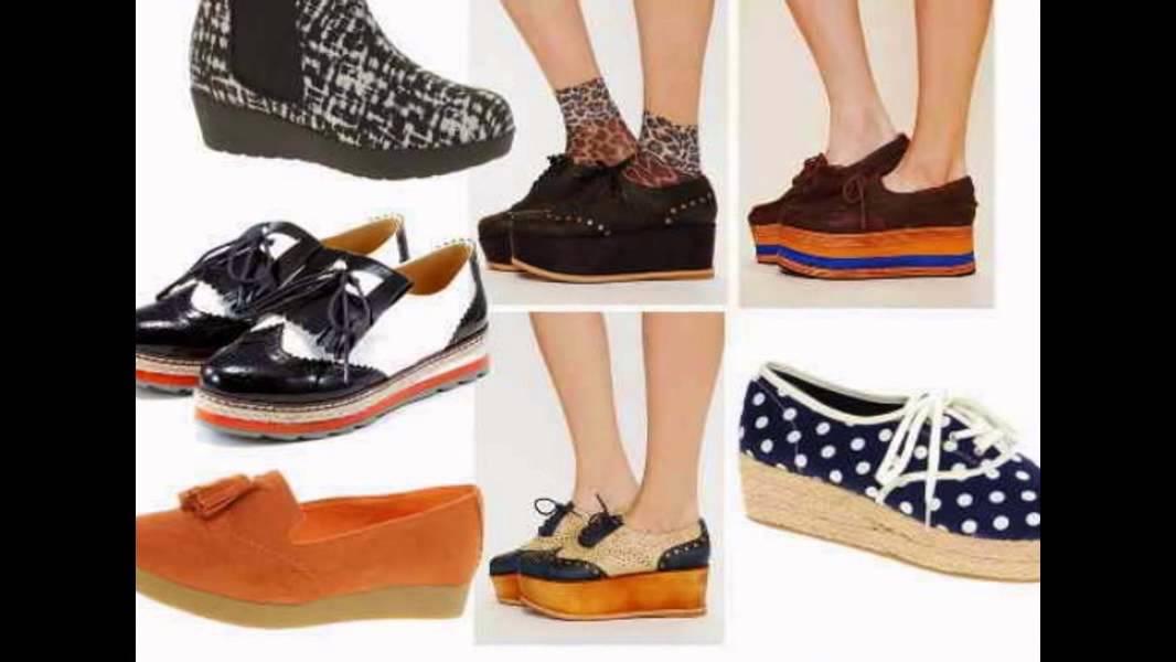 trend sepatu wanita masa kini - YouTube 6cdf1dee2d