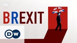 Brexit: Wer gewinnt, wer verliert? | Made in Germany