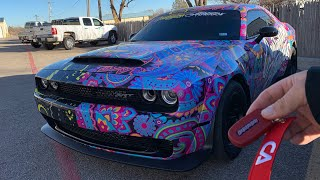 TRADING MY DODGE DEMON FOR THE NEW REDEYE HELLCAT??