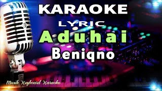 Download Mp3 Aduhai - Beniqno Karaoke Tanpa Vokal