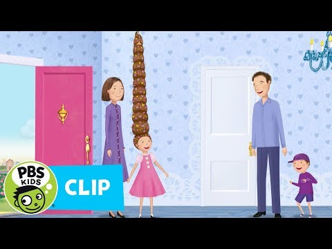 PINKALICIOUS & PETERRIFIC | Taking Hairstyles To New Heights | PBS KIDS