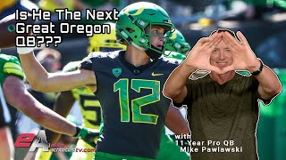 Can Pac-12 Newcomer Tyler Shough Fill Justin Herbert's Shoes?