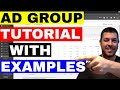 Ad Group Examples - How To Create Ad Groups In Adwords (NEW)