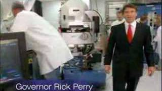 "Rick Perry campaign ad: ""Jobs"""