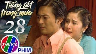THVL | Tiếng sét trong mưa - Tập 28[2]: Hạnh Nhi dọa sẽ tung hô mọi chuyện nếu Bình bỏ rơi mình