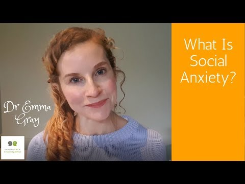 Dating Tips for People with Social Anxiety - Dr. Russ Morfitt from YouTube · Duration:  1 minutes 56 seconds