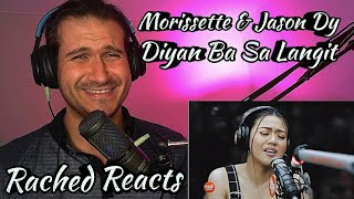 Coach Reaction - Morissette and Jason Dy - Diyan Ba Sa Langit