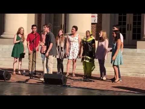 Androgyny- Davidson College 10/29/16