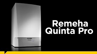 Remeha Quinta Pro cv-ketel - een surplus aan vermogen!