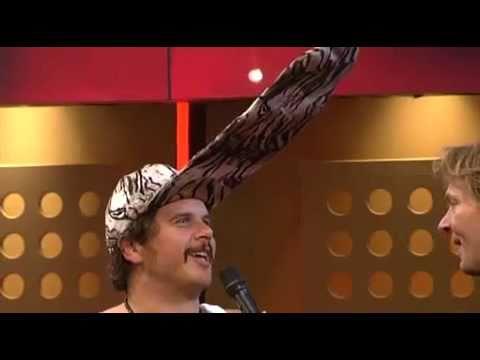 Jack Parow Live @ DWDD (08-11-2010) - Cooler As Ekke