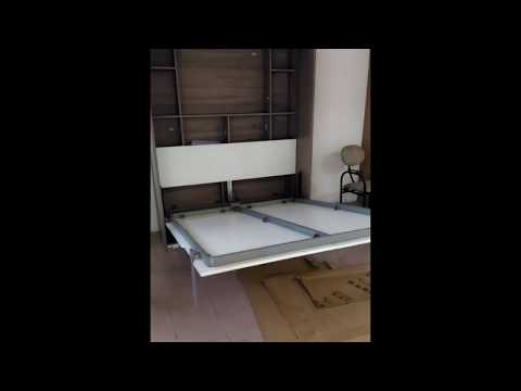 Wall Bed (Made In Malaysia)