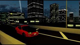 Midnight Racing Tokyo Roblox Car Flyby Compilación