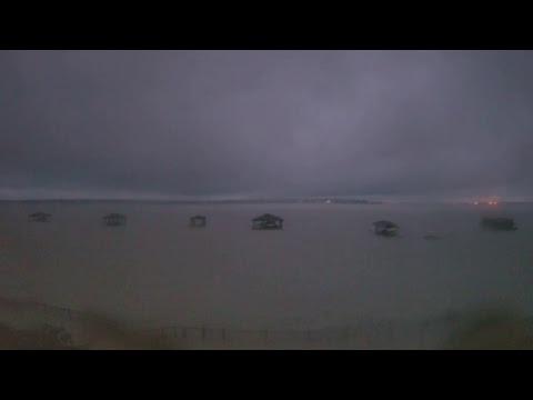 Lake Houston Live Stream - Flooding (Sun 27 Aug 2017)