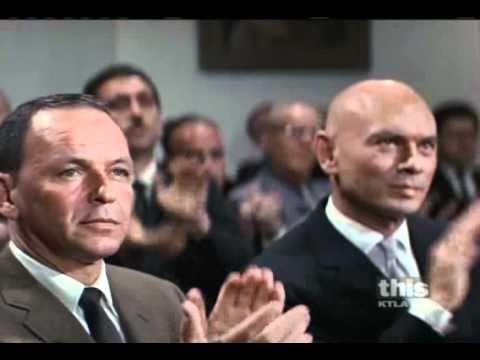 Cast a Giant Shadow 1966 movie