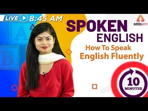 How To Speak English Fluently and Accurately | Spoken English (Part 19)
