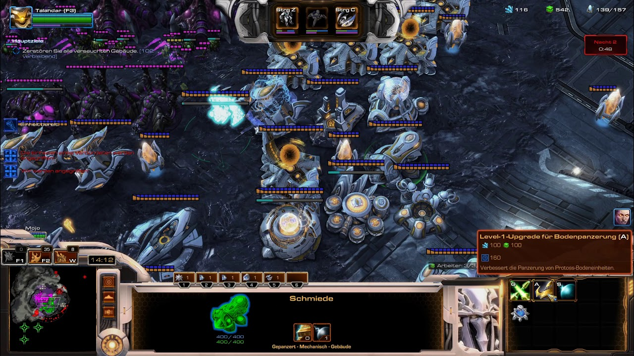 Starcraft 2 - Coop - Brutal - Random - Fun Playing Leveling
