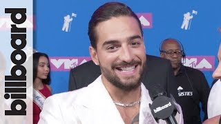 "Maluma On Wanting to Meet Shawn Mendes  & Working On ""Clandestino"" With Shakira 