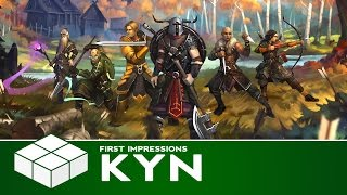 Kyn | PC Gameplay & First Impressions