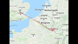 [tropo] 88.9 RTL Radio Lëtzebuerg Dudelange. Approx. 517 km indoors