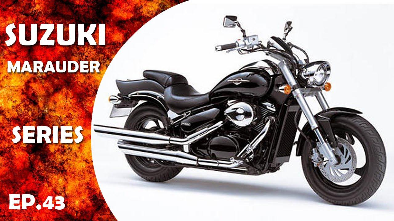 Motorcycle Suzuki Marauder Vz800 Vz 800 Marauder Cruiser