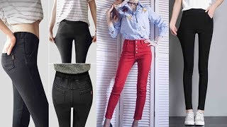 ZHISILAO Woman Summer Jeans Denim Pants Trousers Review