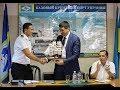 Одесский порт лидер в разрешении социальных программ!