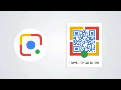 Scan QR codes by Google Lens