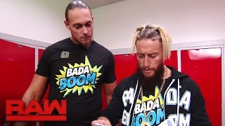 Enzo Amore receives some disappointing news: Raw, Dec. 19, 2016