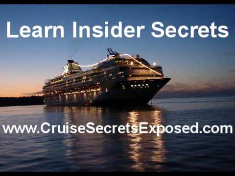 Cruise Ship Secret Saving Tips  YouTube
