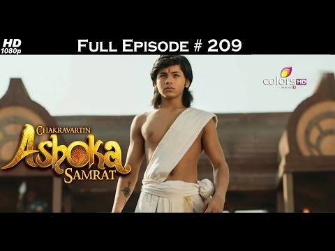 Chakravartin Ashoka Samrat - 17th November 2015 - चक्रवतीन अशोक सम्राट - Full Episode(HD)