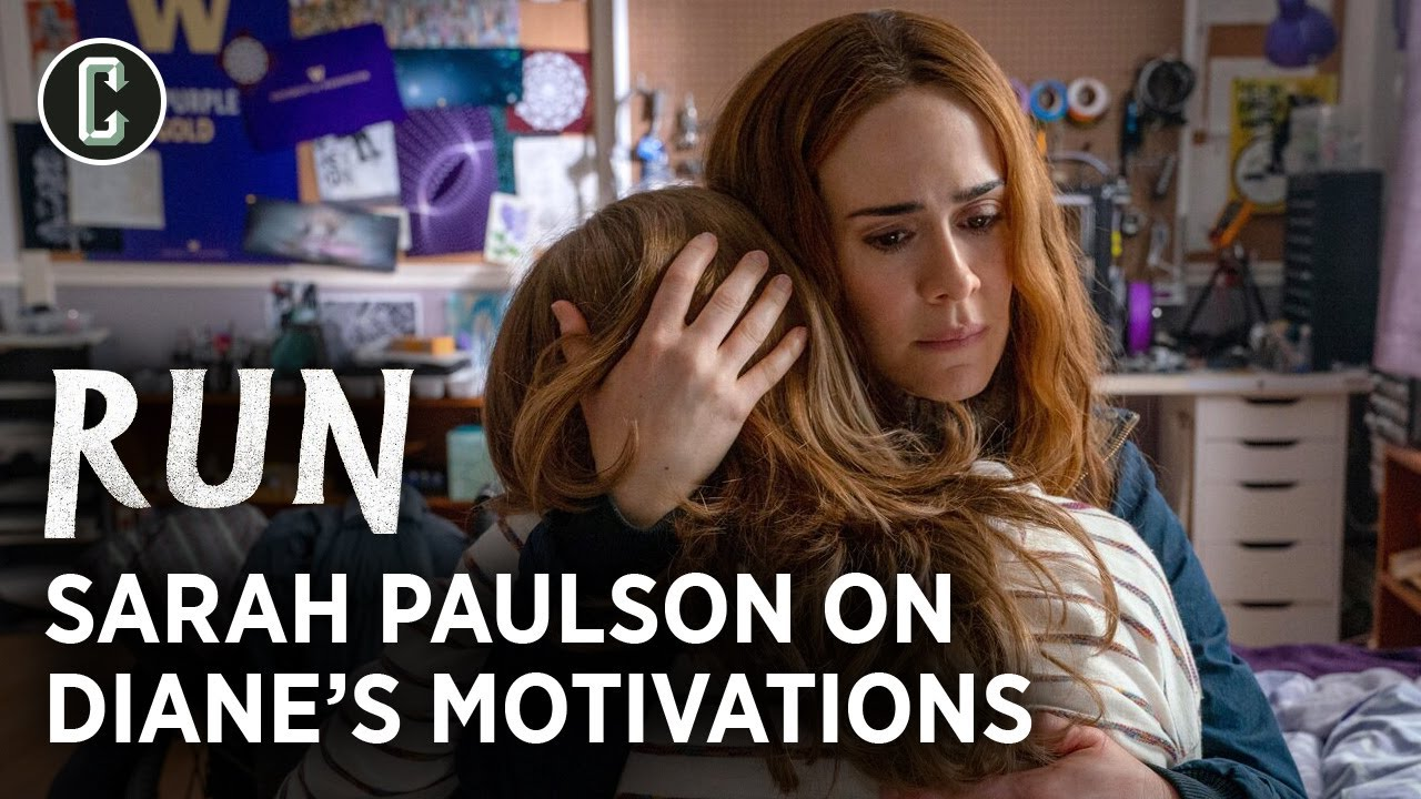 Run: Sarah Paulson Explains The Backstory Behind The Twisted Ending