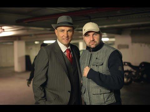 Vinnie Jones in Tbilisi, Sakartvelo  INBOX Commercial making of 05.02.2013