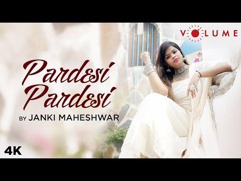 Pardesi Pardesi By Janki Maheshwar   Udit, Alka   Aamir Khan, Karisma Kapoor   Cover Songs