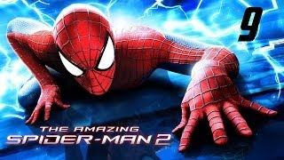 The Amazing Spider-Man 2 - iOS/Android - Walkthrough/Let`s Play - #9 / Chapter 3