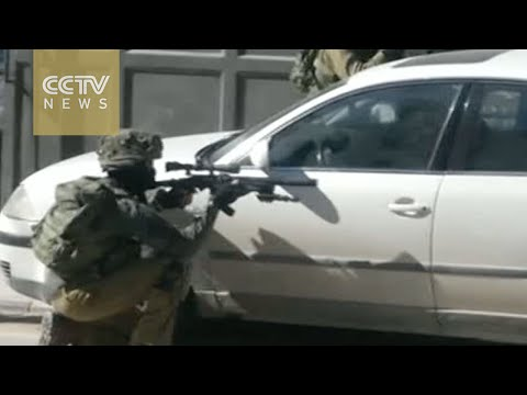 Israeli security forces arrest 21 Palestinians amid ongoing wave of violence