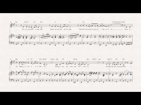Horn  - Prince Ali - Aladdin - Sheet Music, Chords, & Vocals