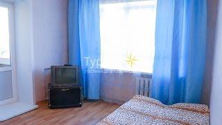 видео 1-комнатная квартира посуточно: Красноярск, Аэровокзальная, 8д. 1000 руб./сутки. Объявление 105559