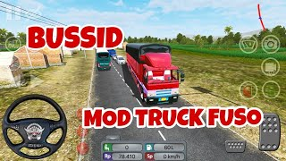 Mod BUSSID truck fuso || BUSSID v2 9 ||how to download