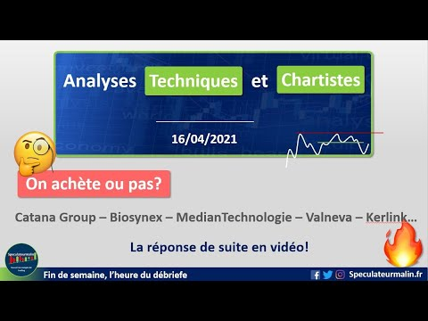 Grosse semaine Bourse: Les valeurs à surveiller