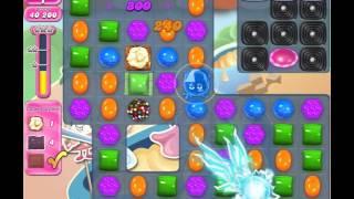 Candy Crush Saga Level 1598 (No booster, 3 Stars)