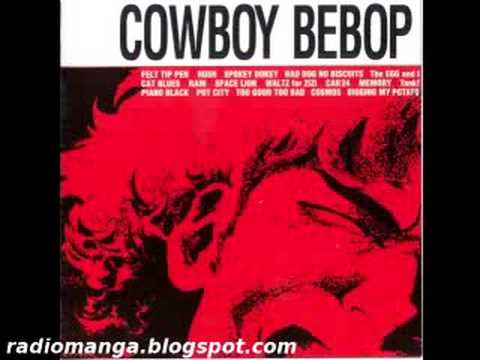 Cowboy Bebop is listed (or ranked) 10 on the list The Best Anime Soundtracks of All Time