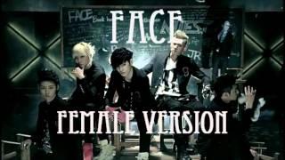 Video NU'EST - Face [Female Version] download MP3, 3GP, MP4, WEBM, AVI, FLV Februari 2018