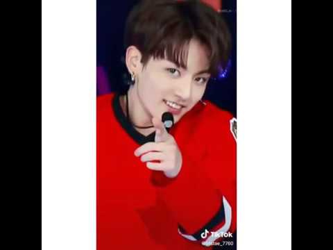BTS ✌️ JK (Kookie) 🐯All Tiktok Video Compilation 🐯 Part-2#BTS#jungkook