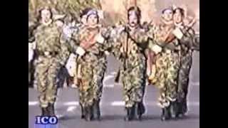 Ziua Armatei la Bacau 27 octombrie 1995