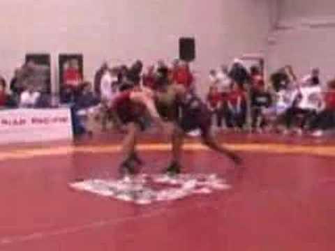 2008 CIS Wrestling Championships - 03/01/08